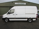 Mercedes Sprinter WP14 YKX