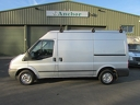 Ford Transit LL59 UBS