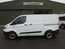 Ford Transit Custom DL15 HTE