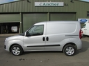 Vauxhall Combo KN14 PMY