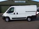Citroen Relay YH12 FKW