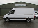 Mercedes Sprinter KP12 YZE