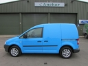 Volkswagen Caddy DX10 NLR