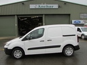 Citroen Berlingo WU63 EVY