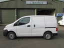 Nissan NV200 WN12 THZ