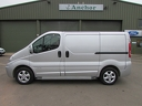 Renault Trafic OU64 ORF