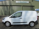 Ford Transit Courier DP15 NVO