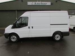 Ford Transit LC62 OOB