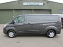 Ford Transit Custom MC65 GUW