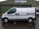 Renault Trafic RIG 4636