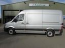 Mercedes Sprinter KM63 ZPK