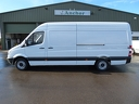 Mercedes Sprinter LL63 URO