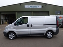 Renault Trafic BT14 UXN