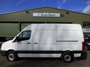 Volkswagen Crafter RE13 CYY