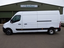 Vauxhall Movano LM64 AYN