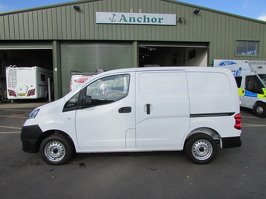 Nissan NV200 MJ12 NWE