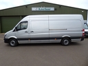 Mercedes Sprinter KR63 HJV