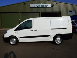 Citroen Dispatch YX15 XTU