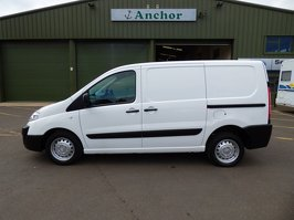 Citroen Dispatch BJ15 AVN