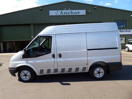 Ford Transit WP62 UFT
