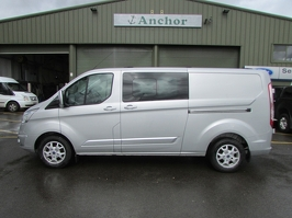 Ford Transit Custom SF14 XSA