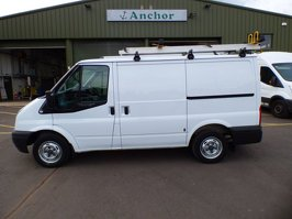 Ford Transit HY13 LWS
