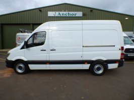 Mercedes Sprinter WV64 SSK