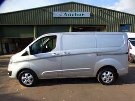 Ford Transit Custom WH65 NWC
