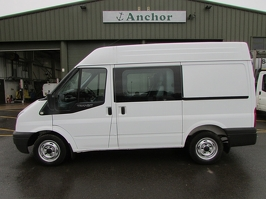 Ford Transit AY63 CUX