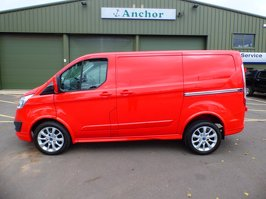 Ford Transit Custom MM64 RZE