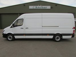 Mercedes Sprinter YH65 UBF