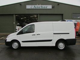 Citroen Dispatch LF13 TWM