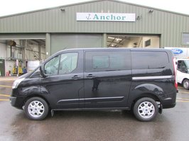 Ford Transit Custom LY14 FXU