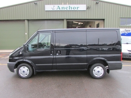 Ford Transit MF12 FJZ