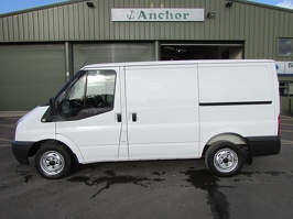 Ford Transit DS63 BYX