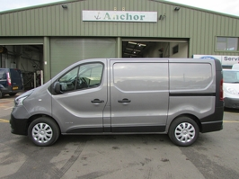 Renault Trafic LY65 JZL