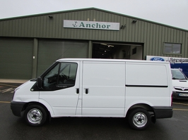 Ford Transit BL60 OHP