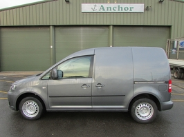 Volkswagen Caddy RV14 VWH