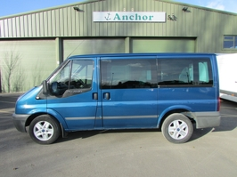 Ford Transit LY07 EOS