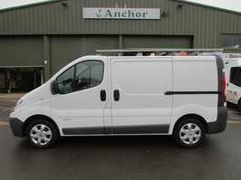 Renault Trafic PP59 DCP
