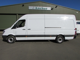 Mercedes Sprinter KP61 FVJ