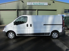 Renault Trafic CE14 JXD
