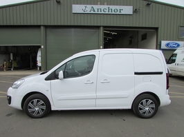Citroen Berlingo BA66 JWK