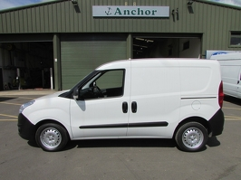 Vauxhall Combo CE64 ZWD