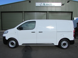 Citroen Dispatch NU66 VKH