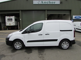 Citroen Berlingo BD66 HLK
