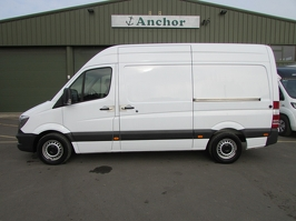 Mercedes Sprinter OV64 YCJ