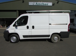 Peugeot Boxer BF10 OSX
