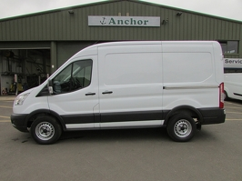 Ford Transit BP16 JHE