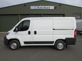 Citroen Relay BD15 BVX